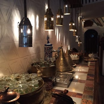 Cocina del desierto 16 fotos cocina marroqu calle for Cocina del desierto madrid