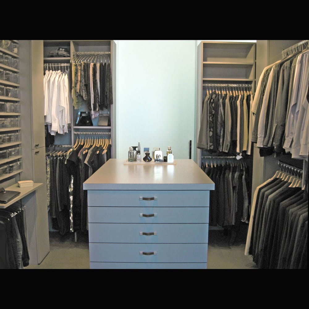 Colleen baker s closets design d 39 interni pacific for Closet design los angeles