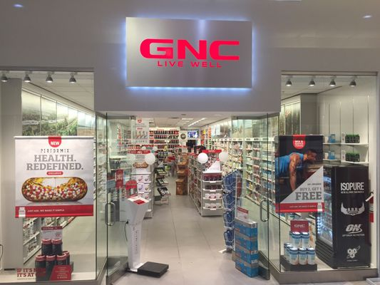 e514fa3ef2f GNC - Vitamins   Supplements - 182 N. Dartmouth Mall