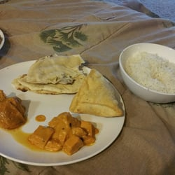 Kabab And Curry