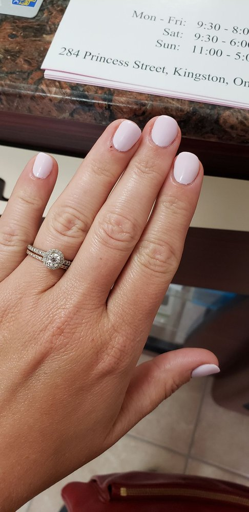 Angel Nails Salon: 284 Princess Street, Kingston, ON