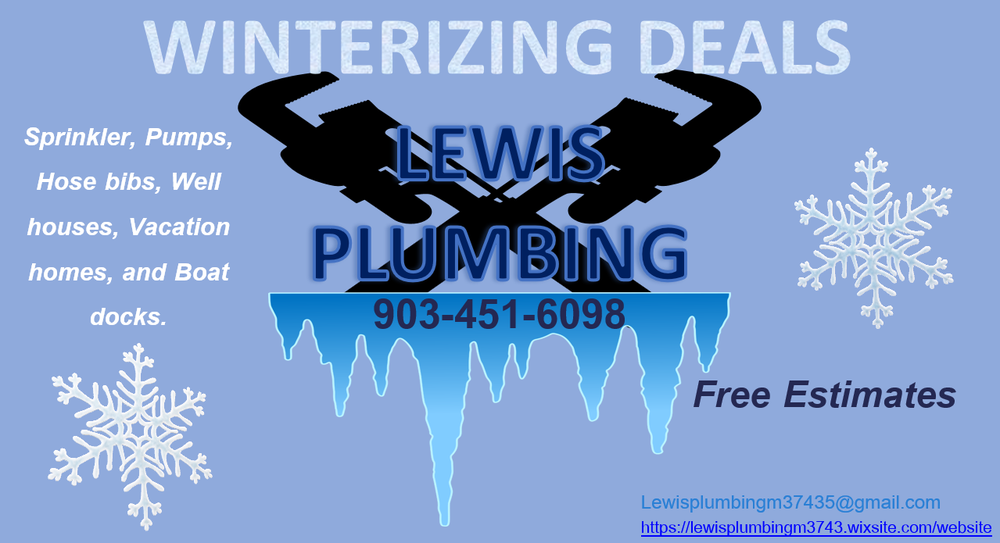 Lewis Plumbing: Mabank, TX