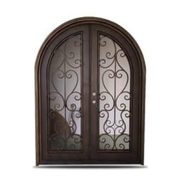 Exceptionnel Photo Of Iron Doors By Hardwood Door U0026 Bevel   Auburn Hills, MI, United