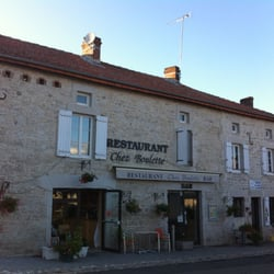 Restaurant Chez Boulette Blond