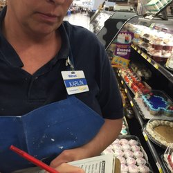 photo of walmart supercenter spearfish sd united states karlin in the bakery