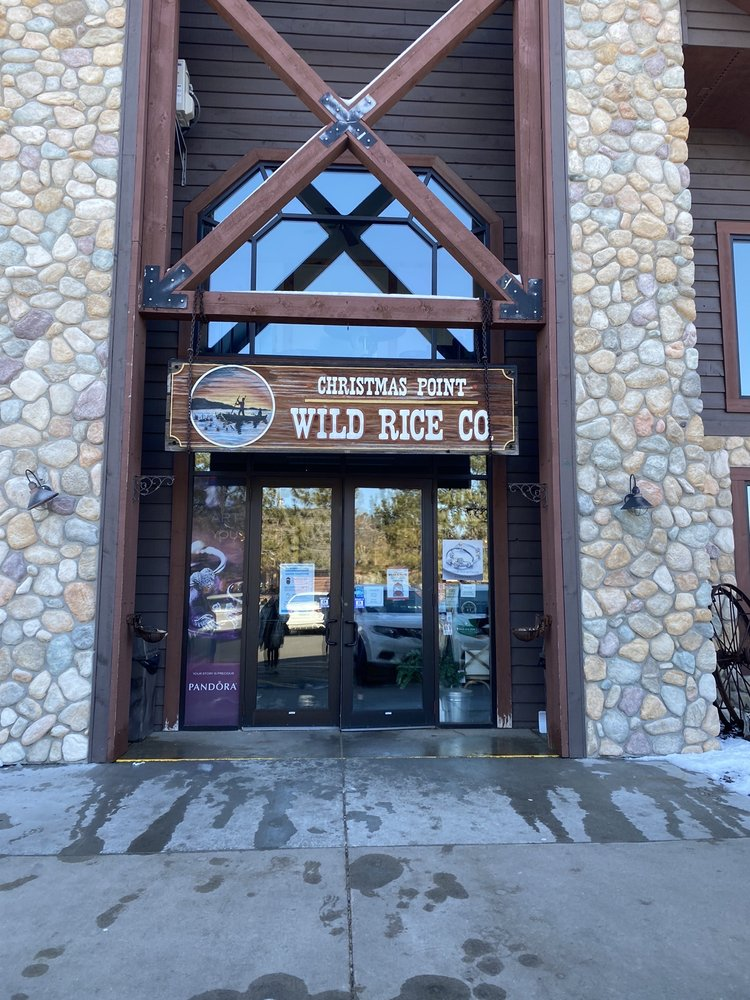 Christmas Point Wild Rice Company: 14803 Edgewood Dr, Baxter, MN