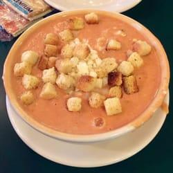 Photo Of Beach Bar Clarklake Mi United States Legendary Tomato Soup