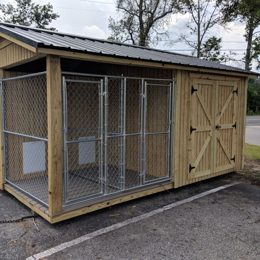 Yoder's Storage Buildings: 210 Walnut St, Montezuma, GA