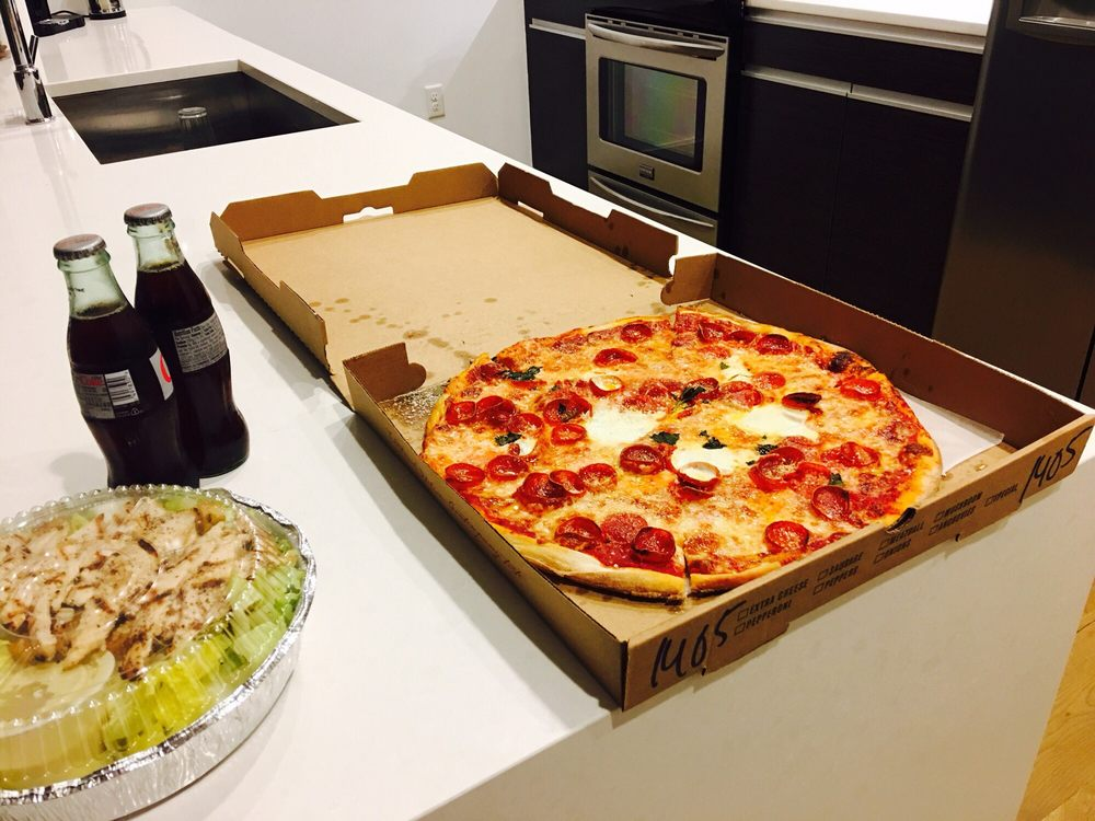 Food from Johnny Pepperoni