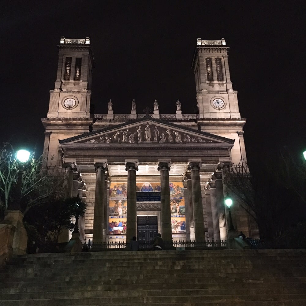Paroisse saint vincent de paul 12 foto chiese 5 rue - Lidl strasbourg saint denis ...