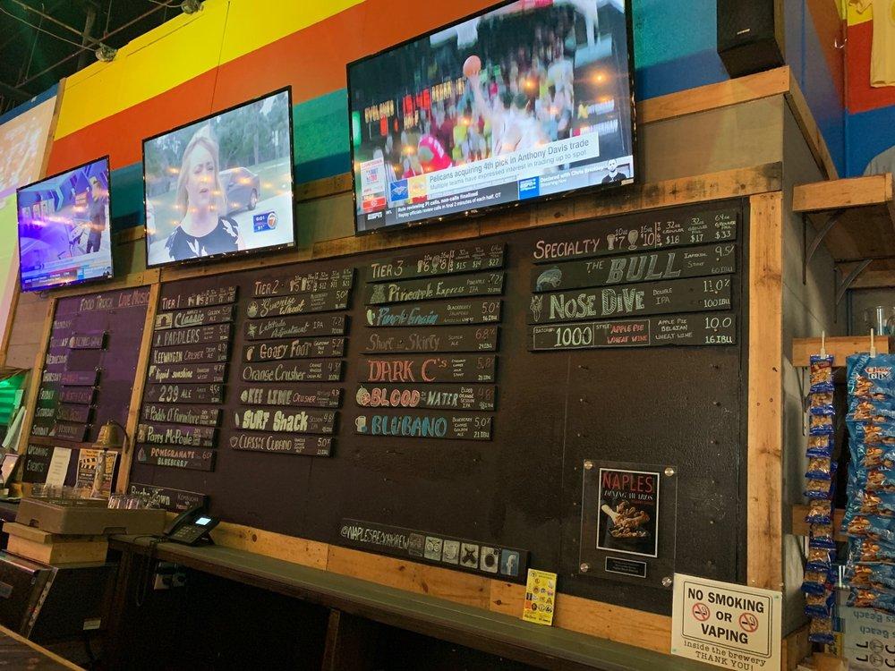 Naples Beach Brewery: 4120 Enterprise Ave, Naples, FL