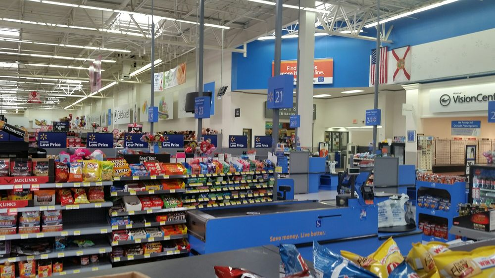 Walmart Supercenter In Pompano Beach Fl