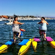 Photo Of Pacific Coast Hydrobikes Newport Beach Ca United States