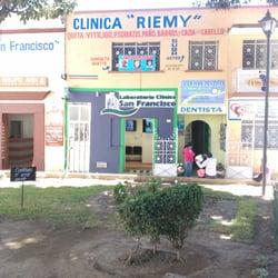 Laboratorio cl nico san francisco centros m dicos for Centro de salud ciudad jardin badajoz