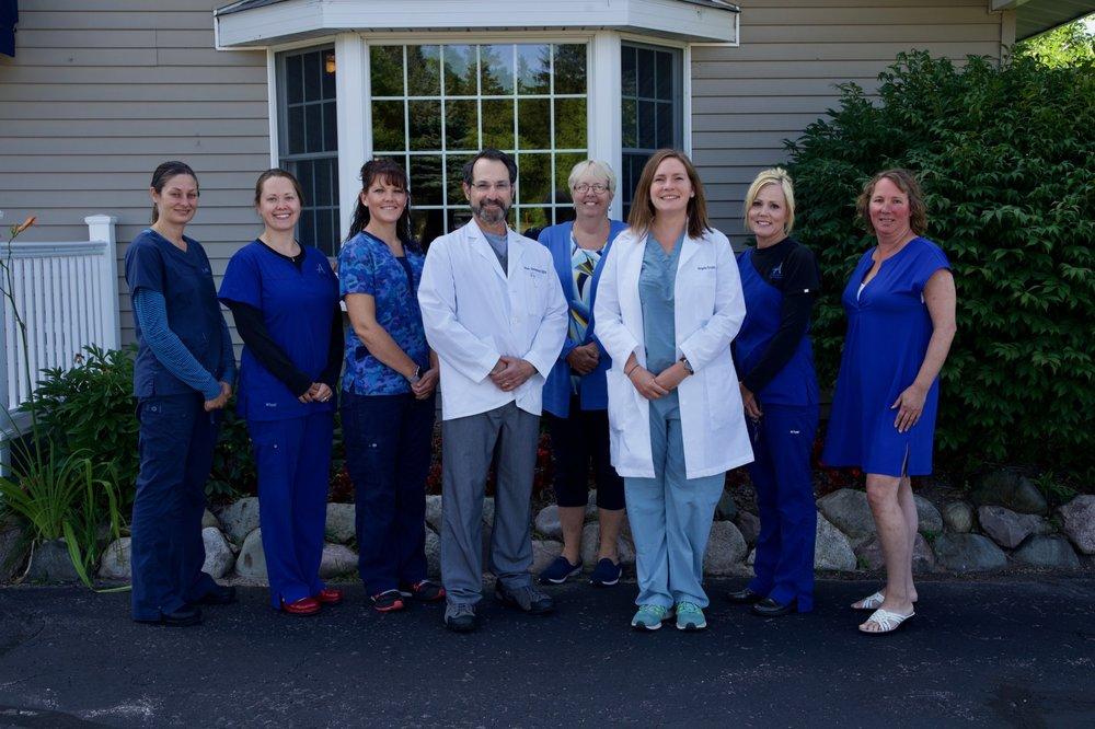 Abramson Family Dentistry: 589 Beulah Hwy, Beulah, MI