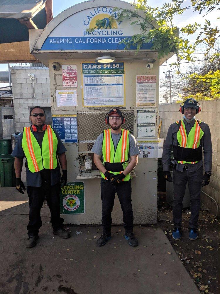 Altadena Recycling Center: 2211 N Lincoln Ave, Altadena, CA