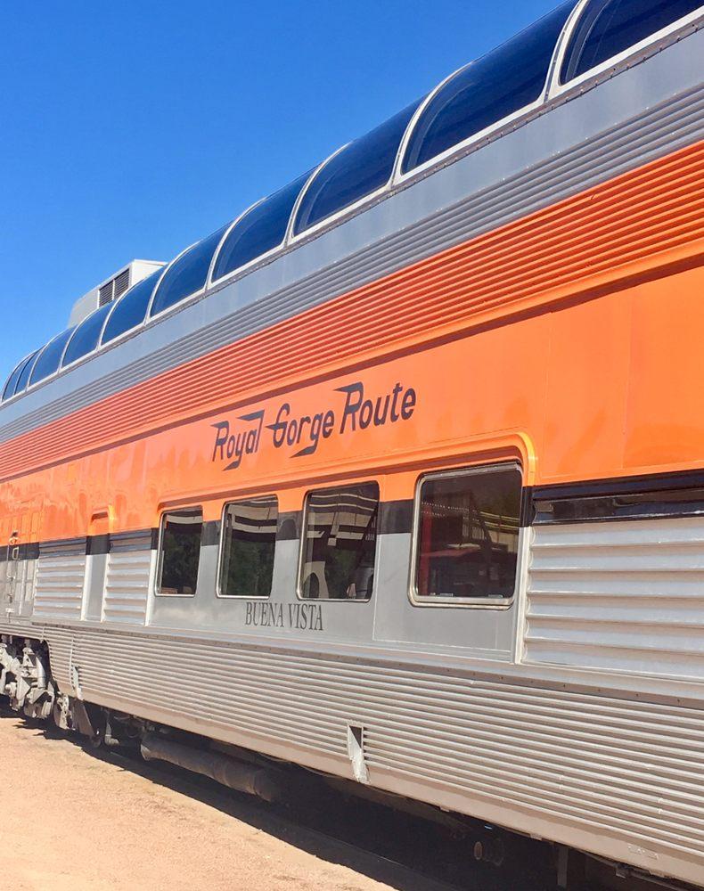 The Royal Gorge Route Railroad: 330 Royal Gorge Blvd, Canon City, CO