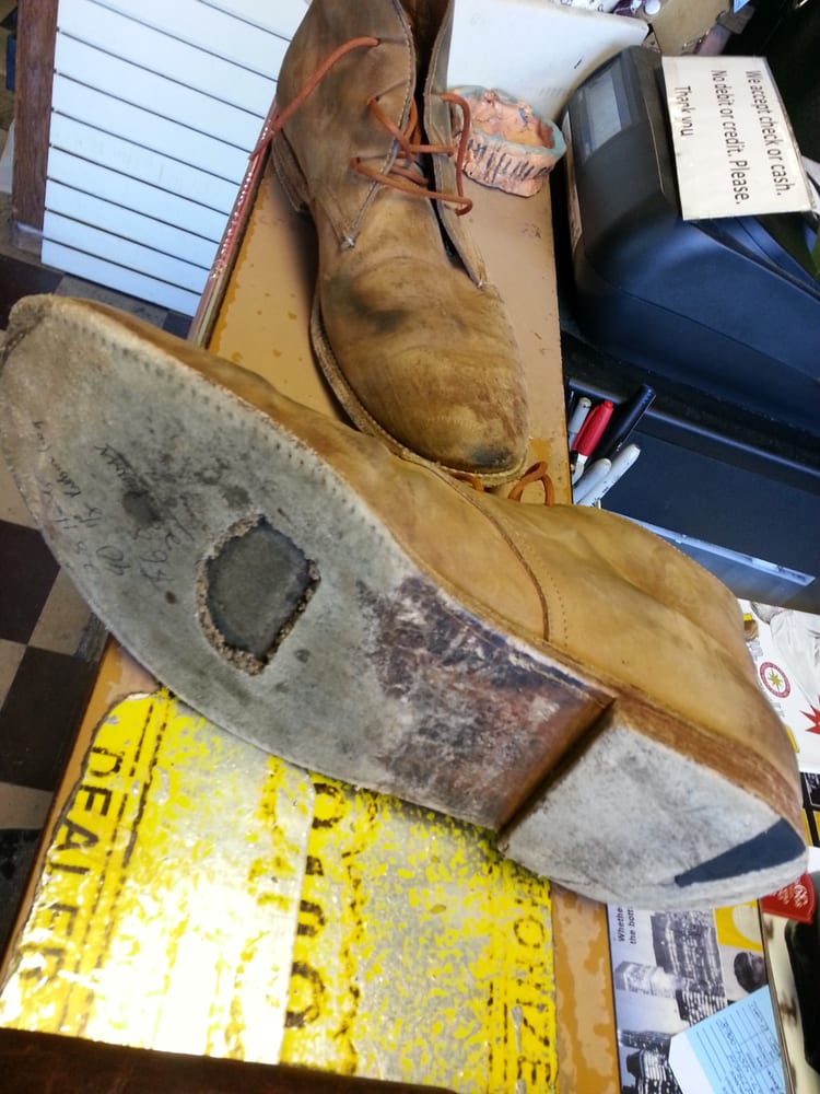 Swanson Shoe Repair Seattle