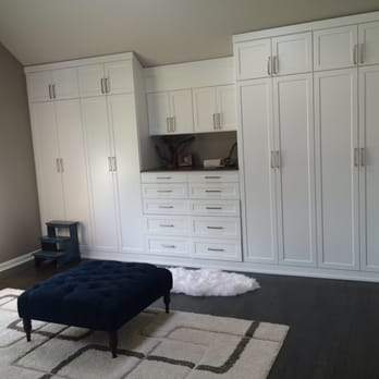 Photo of closet works chicago il united states custom armoire closet