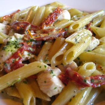California Pizza Kitchen Pasta With Sun Dried Tomatoes