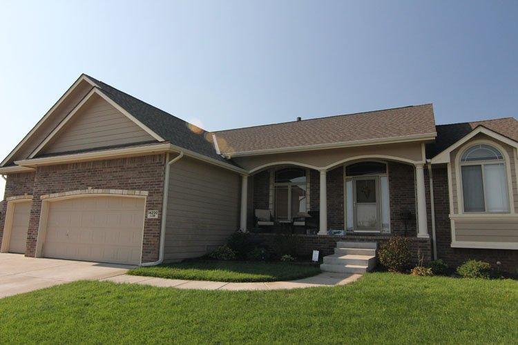 Eaton Roofing & Exteriors: 3821 W Bounous St, Wichita, KS