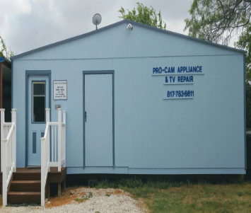 Pro Cam Appliance & TV Repair: 6233 Roberts Ln, Cleburne, TX