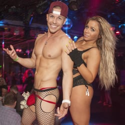 Gay mens strip club vegas