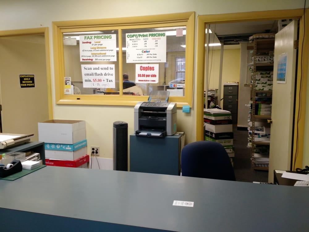 Community Printing Service