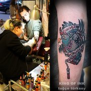 King Of Ink Tugce Turksoy