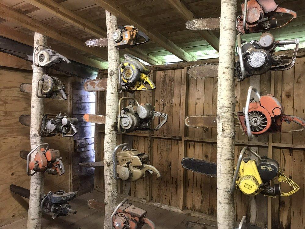 Tom's Logging Camp: 5797 N Shore Dr, Duluth, MN