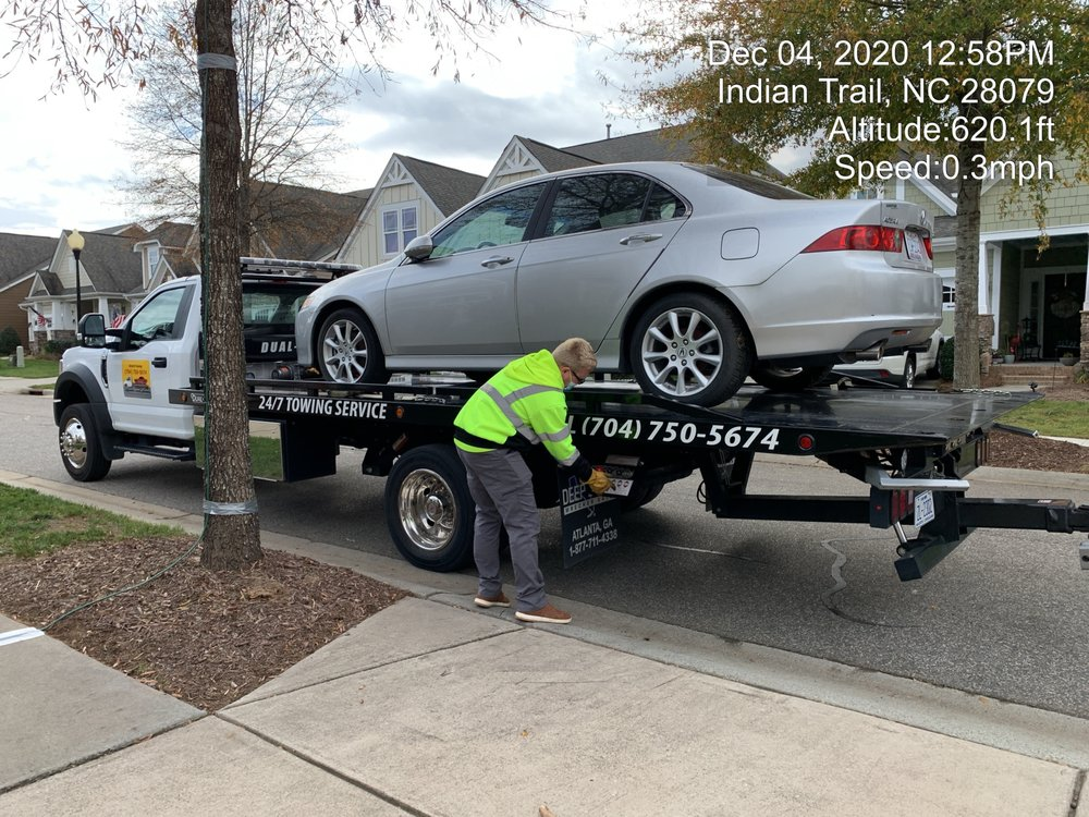Snoork Towing: 2605 Faircroft Way, Monroe, NC
