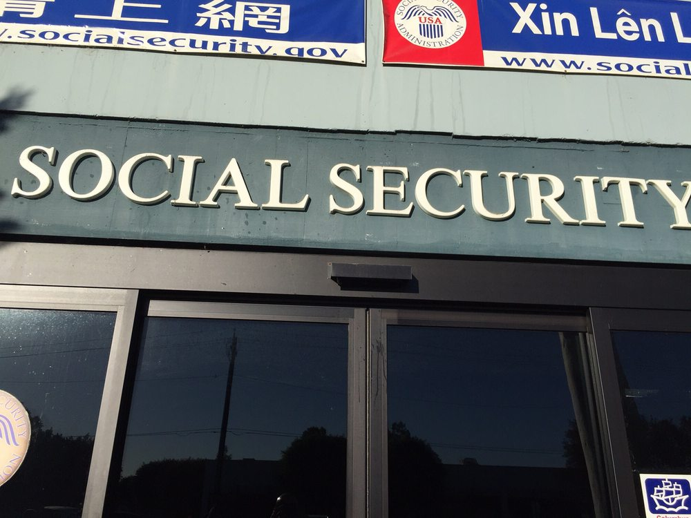 Social Security: 9351 Telstar Ave, El Monte, CA