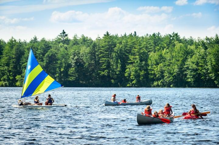 Camp Tevya: 1 Mason Rd, Brookline, NH