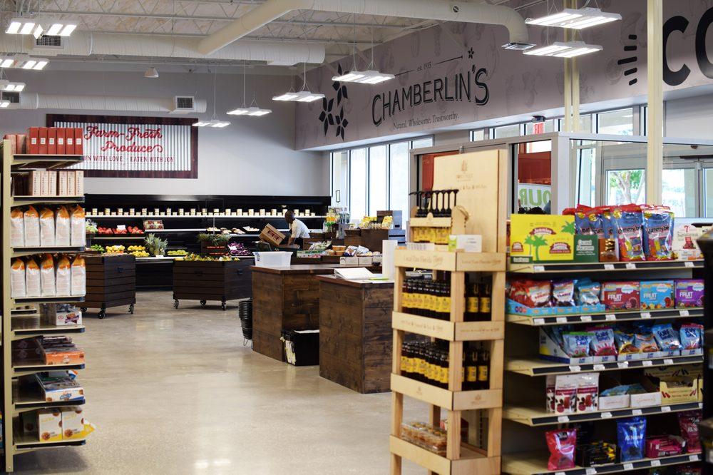 Chamberlin S Natural Foods Orlando Fl