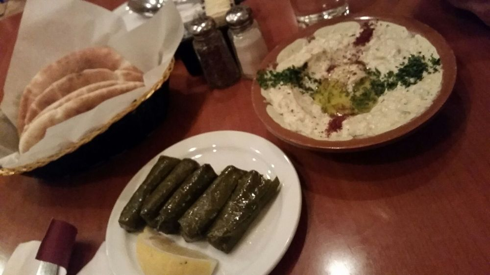 Grape Leaves, Baba