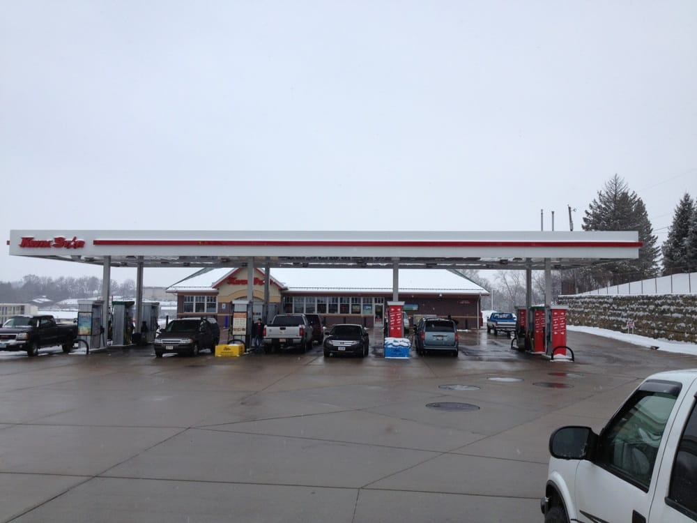 Kwik Star: 2685 Dodge St, Dubuque, IA