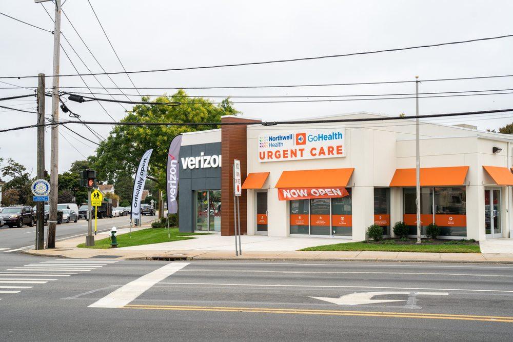 Northwell Health-GoHealth Urgent Care: 595 Hempstead Tpke, West Hempstead, NY