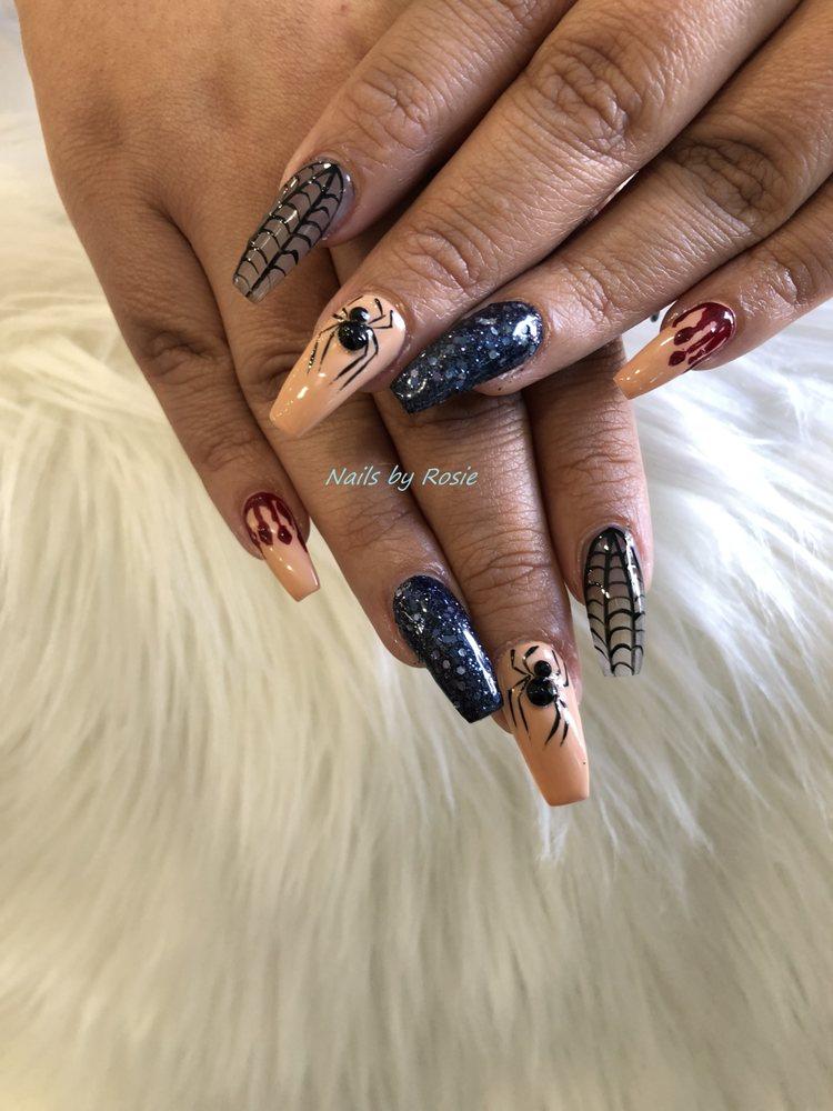 Mermaid Nails: 250 Reservation Rd, Marina, CA