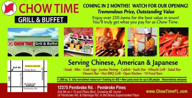 Swell Chow Time Grill Buffet Coming Soon Yelp Beutiful Home Inspiration Xortanetmahrainfo