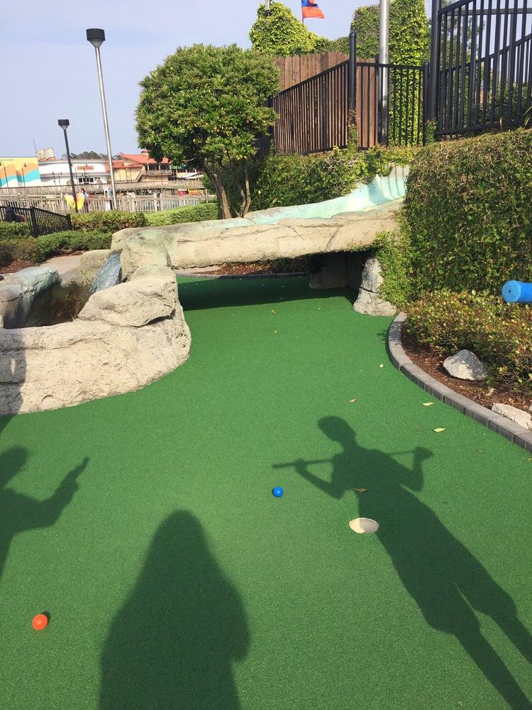 Dragon's Lair Fantasy Golf
