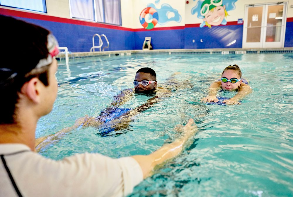 SafeSplash Swim School - Plano: 6101 K Ave, Plano, TX