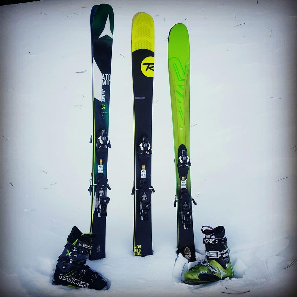 Village Ski Shop: 26 Aspen St, Angel Fire, NM