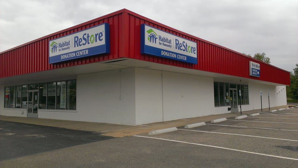 Habitat For Humanity Restore Building Supplies 7612 S Westnedge Ave Portage Mi Phone