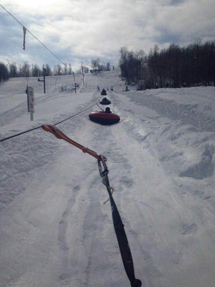 Dry Hill Ski Area: 18160 Alpine Ridge Rd, Watertown, NY