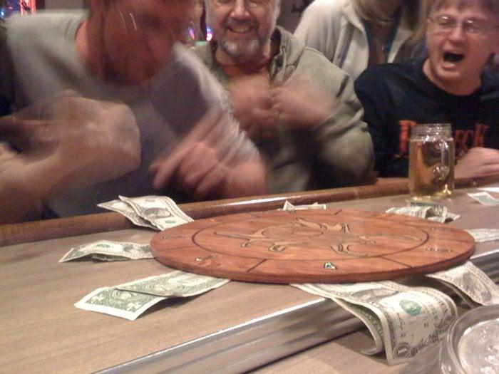 Giguere's Backwoods Bar: 1710 Barker Rd, Marinette, WI