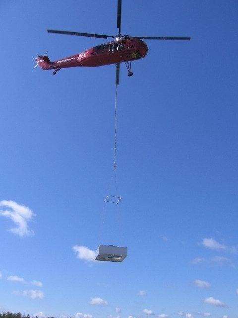 Falcon Executive Helicopter