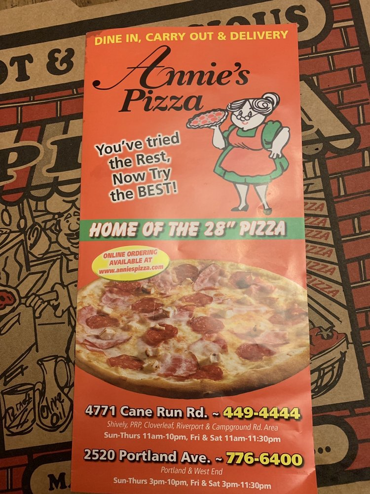 Awe Inspiring Annies Pizza 37 Photos 17 Reviews Pizza 4771 Cane Interior Design Ideas Grebswwsoteloinfo