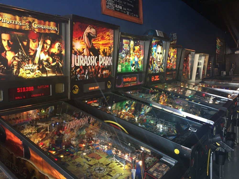 Vector Bar & Arcade: 629 Cleveland St, Clearwater, FL