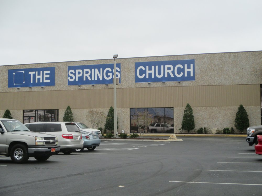 The Springs Church: 317 Blanding Blvd, Orange Park, FL