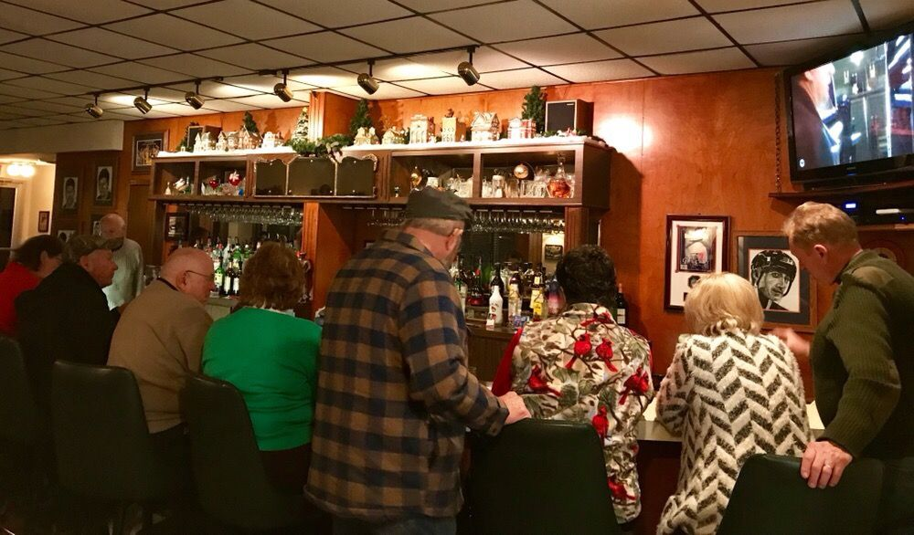 Mathew's Supper Club: 155 8th St, Clintonville, WI
